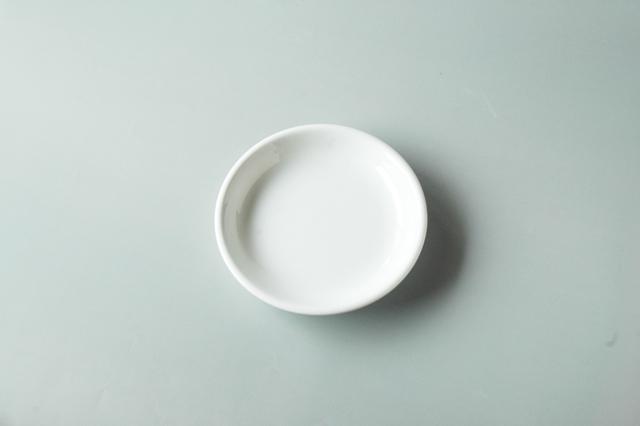 【スタンダード】白13cm丸皿 中華、焼き肉、イタリアン、ダイニングバー、あらゆる業態の取皿に