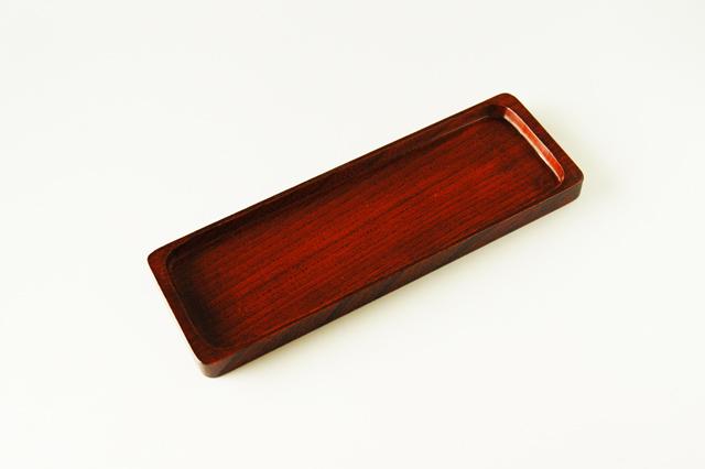 【木製】カスター盆 8cm×23.8cm