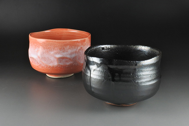 【美濃焼】数茶碗にリーズナブルな抹茶碗