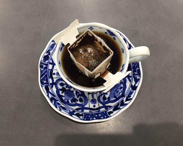 師走に入って コーヒーブレイク