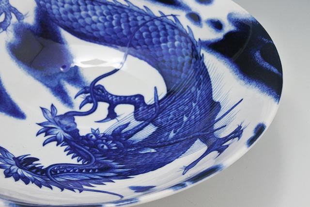 運気も上昇!?ドラゴン 雲龍8.0麺鉢