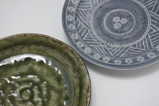 新入荷!おすすめ和風取り皿2種「三島」「吉野」