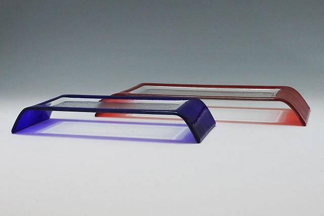 ガラス プレート