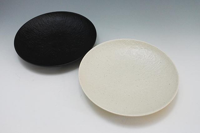 メラミン 丸皿