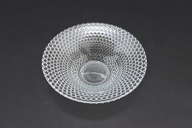 冷たいスイーツに【チェコガラス小鉢】